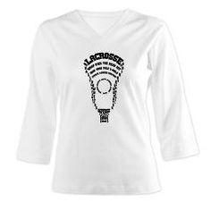 Lacrosse Defense Words Women's Long Sleeve Shirt ( < Lacrosse Defense Head < Lacrosse Defense < YouGotThat Lacrosse Awesomeness
