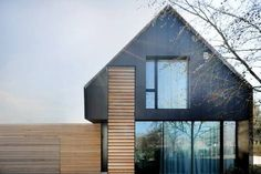 Image result for black cedar cladding