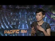 The Rockman Review: Pacific Rim with Rinko Kikuchi interview