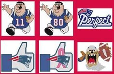 Cross Stitch Knit Crochet Plastic Canvas Waste Canvas Rug Hooking  Perler Bead Work Pattern   https://www.pinterest.com/resparkled/   This is a choice of patterns done for the New England Patriots NFL Team Super Bowl L1 Champions.  ***Be sure to let me know in the messages which one you would like.**  Check the pictures for more information on each one. Thank you. Kiss