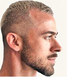 Man Haircuts, Haircuts For Balding Men, Barber Shop Haircuts, High And Tight Haircut, High Fade Haircut, Men's Hair, New Hair, Crew Cut Hair, Short Hair Cuts