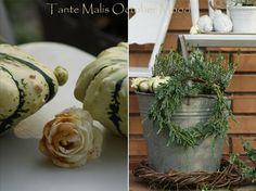 Herbst Garten, Fall garden Tante Malis Gartenblog