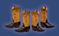 Rocketbuster Boots, TX