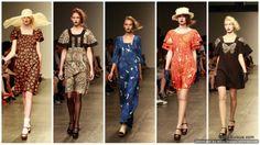 MS. FABULOUS: Ivana Helsinki Spring 2014 fashion design, indie clothing, style, beauty