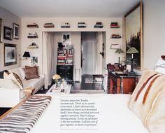 Small Studio Apartment NYC | Share on Facebook Tweet Share on Pinterest