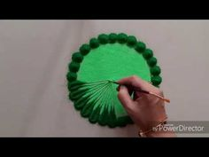 very very easy and beautiful rangoli design for festival by Aarti shirsat ||Top rangolis - YouTube