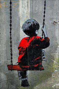 Banksy....that you?