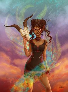 The sea-goat : Capricorn by Lily-Fu on DeviantArt Zodiac Capricorn, Capricorn Rising, Capricorn Tattoo, Capricorn Women, Zodiac Art, Zodiac Signs, Astrology Signs, Art Zodiaque, Chibi
