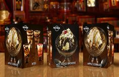 The design of the tent cards for Hardrock Cafe Malta. Apple Cobbler, Hot Fudge, Tent Cards, Fudge Brownies, Projects, Apple Pie, Chocolate Chip Brownies, Log Projects, Crockpot Hot Chocolate