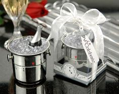 Kate Aspen Lets Celebrate Champagne Bucket On Ice Kitchen Wind Up Timer