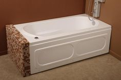 Aquapat Hydrotherapy Bathtub from ModSaunas
