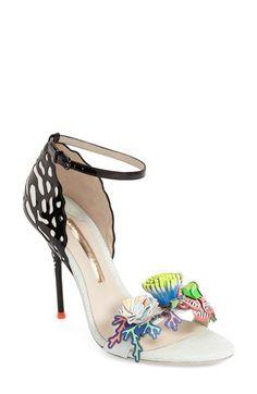 Sophia Webster 'Lilico Underwater' Ankle Strap Sandal (Women)