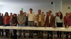 El presidente municipal tomó protesta como presidente del Consejo de Desarrollo Rural de Morelia; refirió que para mejorar este sector en el municipio es necesario tener un consejo abierto a ...