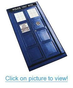 Doctor Who TARDIS Rugs Home #Office #Blankets # #Rugs #Towels