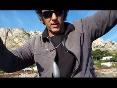 pesca COME e COSA usare per realizzare MONTATURA scorrevole TERMINALE per pescare ORATA BIG sarago - YouTube