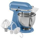 Purchase NEW New Kitchenaid Stand Mixer tilt Metal Artisan Tilt French Blue at Discounted Prices ✓ FREE DELIVERY possible on eligible purchases. NEW New Kitchenaid Stand Mixer tilt Metal Artisan Tilt French Blue Kitchenaid Artisan Stand Mixer, Artisan Mixer, Kitchen Aid Recipes, Kitchen Aid Mixer, Kitchen Tools, Kitchen Gadgets, Kitchen Stuff, Kitchen Dining, Kitchen Things