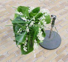 weddingbouquet / bruidsboeket - convallaria