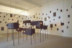 Boltanski, Christian: Les tombeaux (Las tumbas)