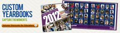 Create Personalized Yearbooks for Schools, Organizations, and Teams!