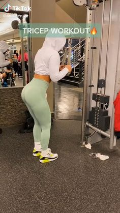 Gym Workout Videos, Gym Workout For Beginners, Fitness Workout For Women, Butt Workout, Body Fitness, Gym Workouts, At Home Workouts, Weight Workouts, Hard Workout