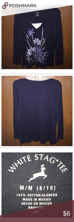 Women's Top Brand new without tags, never worn and does not have any flaws at all! White Stag Tops Blouses