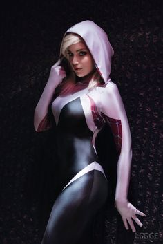 - High resolution print of Destiny's Spider-Gwen costume- 8 x 10 - Printed on glossy photo paper - Autographed by Destiny- Personalized only if requested in the notes of your order. - Print is PRE-ORDER. Will ship in 1-8 weeks Photography by Michael Legge PhotographySuit design by Brandon Gilbert