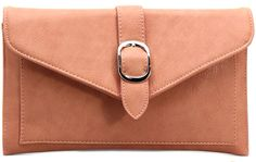 Our Téa & Elle Envelope Buckle Clutch