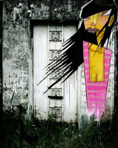 Street Art By Stereoflow - Bandung (Indonesia)