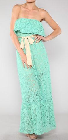 Las 38 Mejores Imágenes De Vestidos De Color Verde Menta