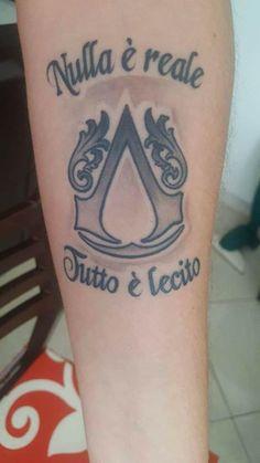 Thanks for this amazing tattoo Giovanni ❤ #James #assassinscreed #assassins #assassin #ac #assassinscreeed2 #assassinscreedbrotherhood #assassinscreedrevelations #assassinscreed3 #assassinscreedblackflag #assassinscreedrogue #assassinscreedunity #assassinscreedsyndicate #altairibnlaahad #ezioauditore #connorkenway #edwardkenway #arnodorian #jacobfrye #eviefrye #GeekVerse