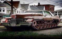 Steampunk Vehicles