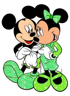 Mickey St Patrick's Day Wallpaper - WallpaperSafari