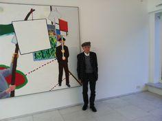 Roger Raveel: 'Even terugschouwen'.  09.10 t/m 08.01.2012 (foto Marc Pluim)