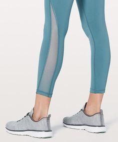 Persian Blue running leggings - cute color for spring 01c45fabf3167