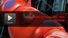 Big Hero 6 Clip