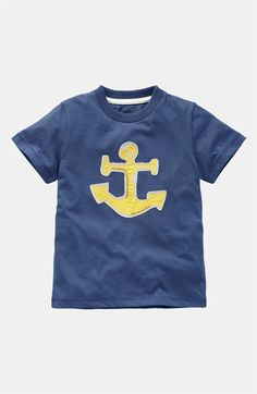 Mini Boden 'Nautical' T-Shirt (Little Boys & Big Boys) available at Nordstrom