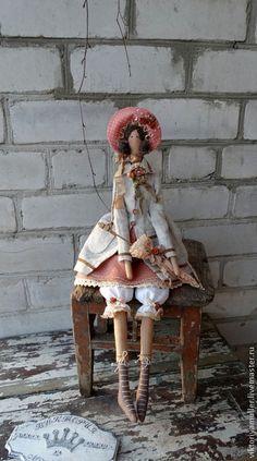 poupée by Victoria Muller http://www.livemaster.ru/item/9722729-kukly-igrushki-kukla-tilda-ruchnoj-raboty