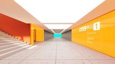 Galería - Anuncian finalistas para diseñar estación de Metro en Moscú - 371