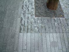 Morelondon - Stone Pave Tree Pit Detail Edging