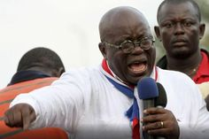 Another 4 Years For Mahama Will See Ghana On Its Knees  Akufo Addo