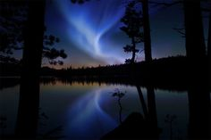 Aurora in the Sierras Photography Inspiration