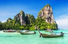 Thailand - 5 nights in Phuket and 2 nights in Bangkok from R15,999pp - INCLUDING return flights, taxes, transfers, Phi Phi Island day tour and Floating Market day tour. Call us on 0861 000 496