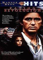 Revolución. Drama romántico. Al Pacino y la guerra de Independencia de los EEUU como telón de fondo.