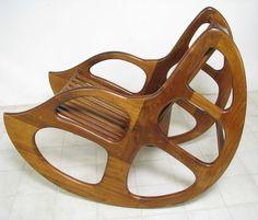 KiwiStudio | Sam Maloof: mestesugar, artist al lemnului