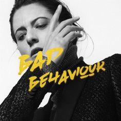 Kat Frankie: Bad Behaviour  - cover artwork