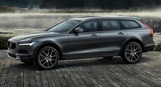 This Is Volvo's All-New V90 Cross Country 2017