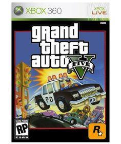 jeux video avec boites vintage grand theft auto   Jeux vidéos avec boîtes vintage   vintage photo parodie jeux videos image boite