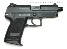 Heckler and Koch USP .45 ACP Compact. Another great candidate.