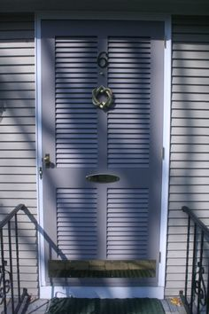 Louvered Doors |Colonial Shutterworks