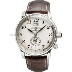Zeppelin LZ 127 Graf Zeppelin Dual Time Watch